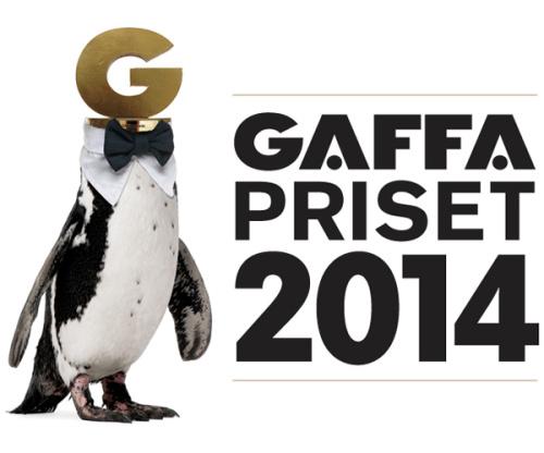 Gaffapriset 2014