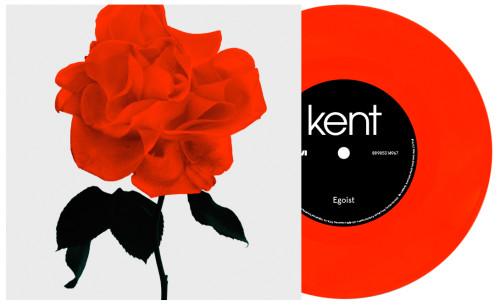 Egoist på röd vinyl